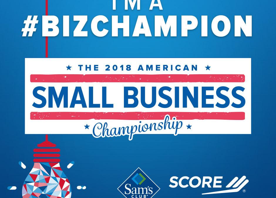 2018 American Small Business Champion
